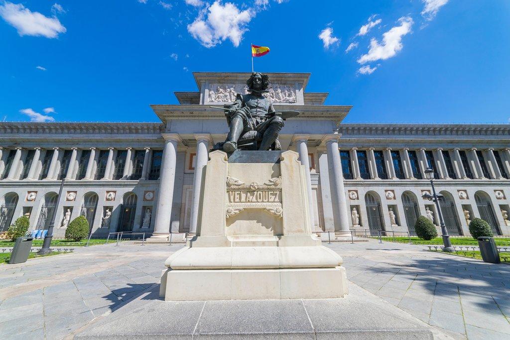 El Prado Museum, Madrid
