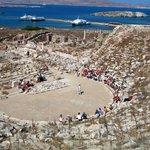 Day Trip to Delos Island