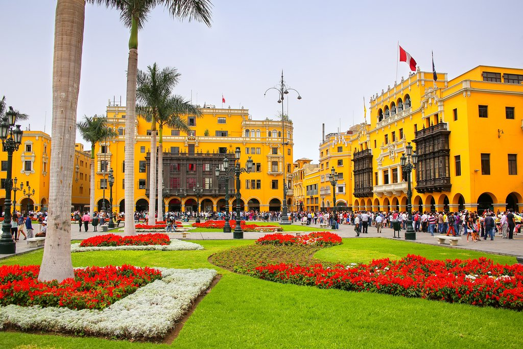 Lima's Plaza Mayor