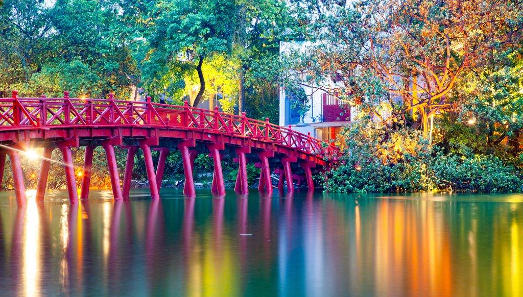 Welcome to Hanoi!