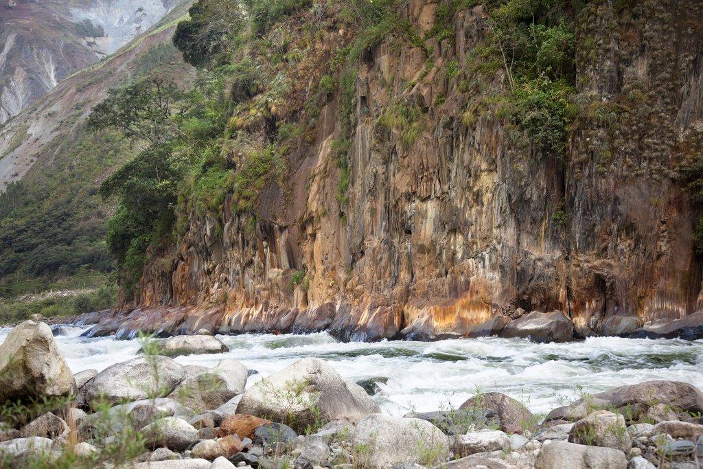 The Santa Teresa River