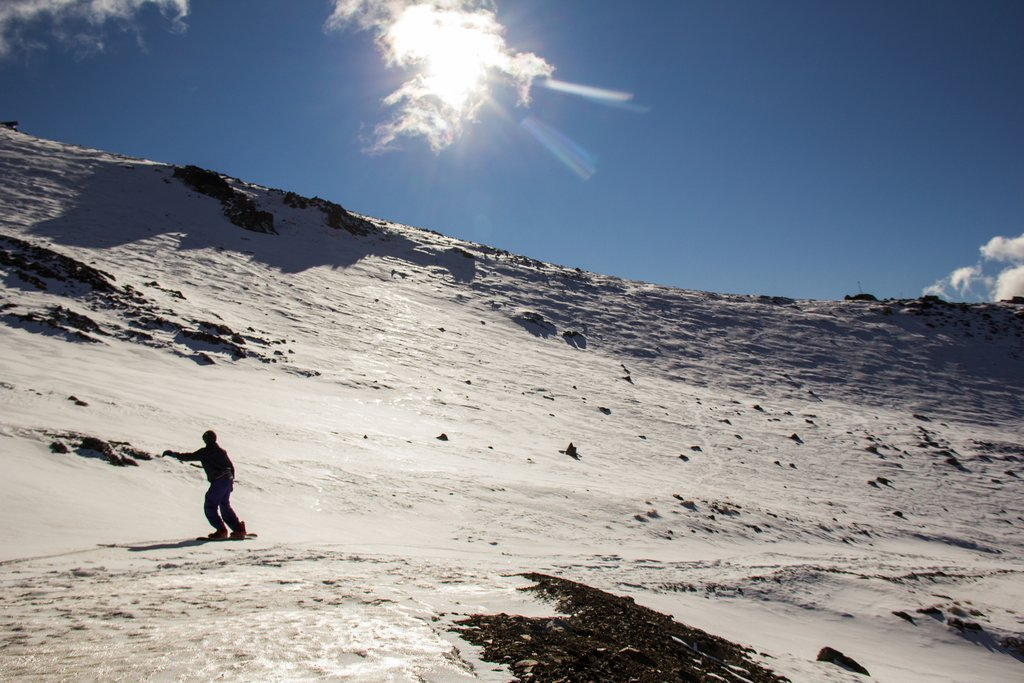 The best skiing in Argentina