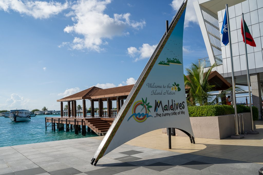 Welcome to the Maldives