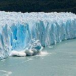 Perito Moreno during a moment of calving, a truly epic sight