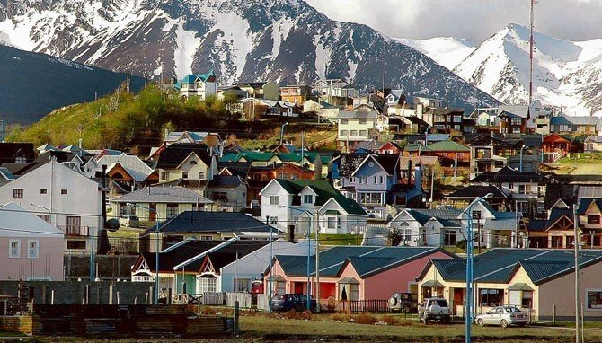 Ushuaia, the 'Southernmost City in the World'