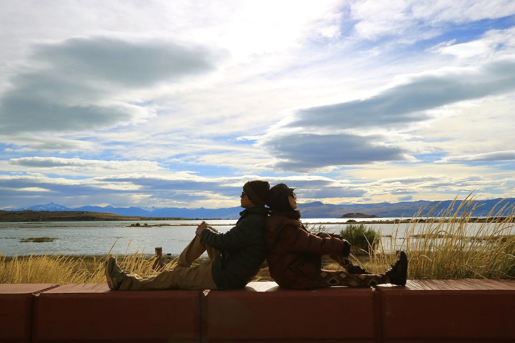 Enjoy your last afternoon in El Calafate