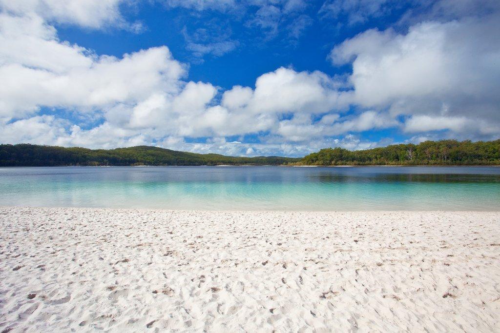 Austraila - Fraser Island - Lake McKenzie