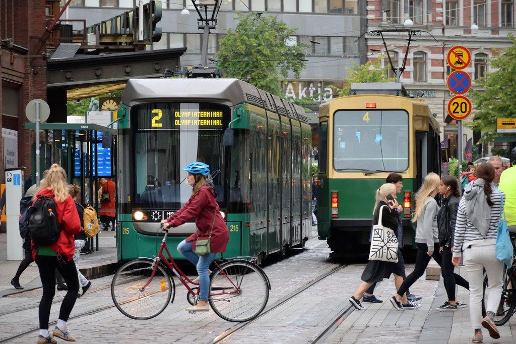Old Town Helsinki, Finland
