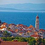 Sutivan overlooking the Adriatic
