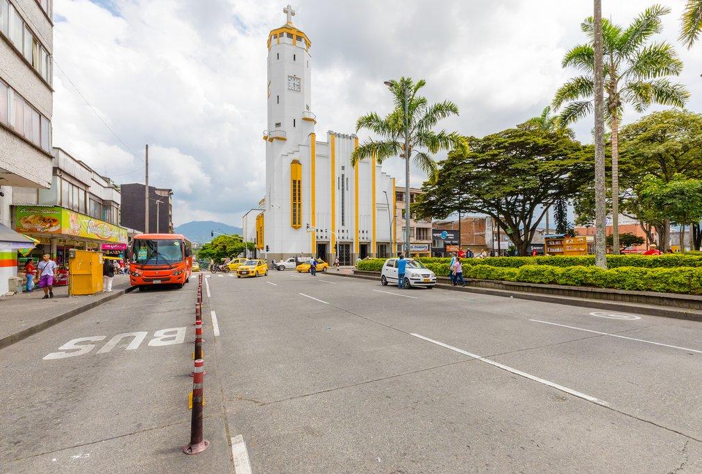 Pereira's town center