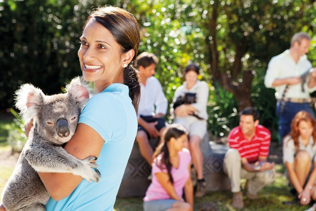 Visit the Australia Zoo