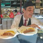 Naples Street Food Tour with Pizza