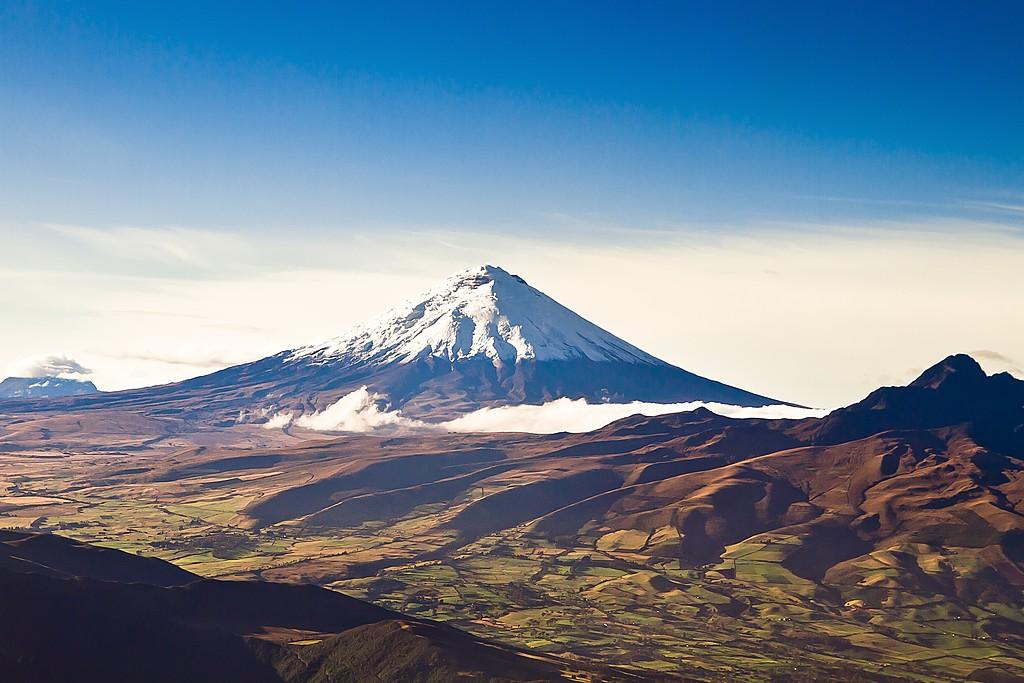The Cotopaxi Volcano