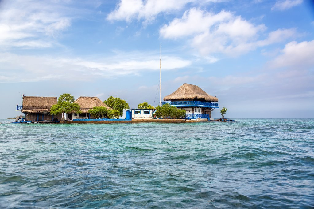 How to Get from Cartagena to the Rosario Islands