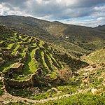 Rock Climbing Exómvourgo Hill on Tinos