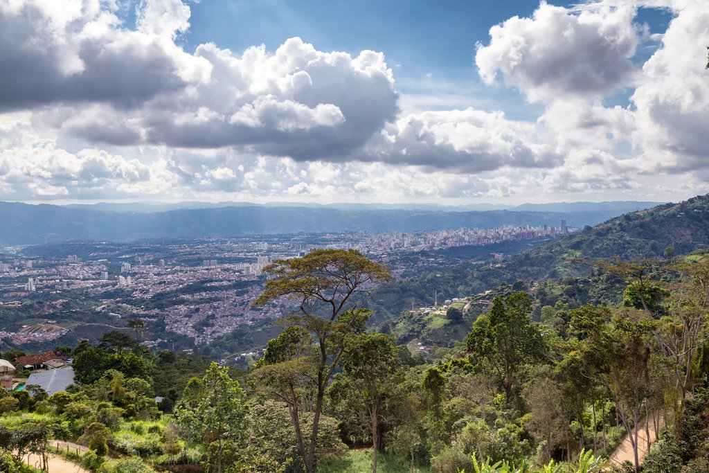 How to Get from San Gil to Bucaramanga