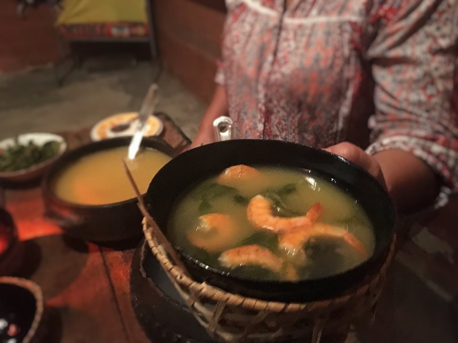 Unique and amazing meals from the Amazonian region