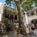 The Quaint Streets of Naxos