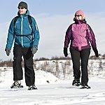 Snowshoe Hike in Flåm