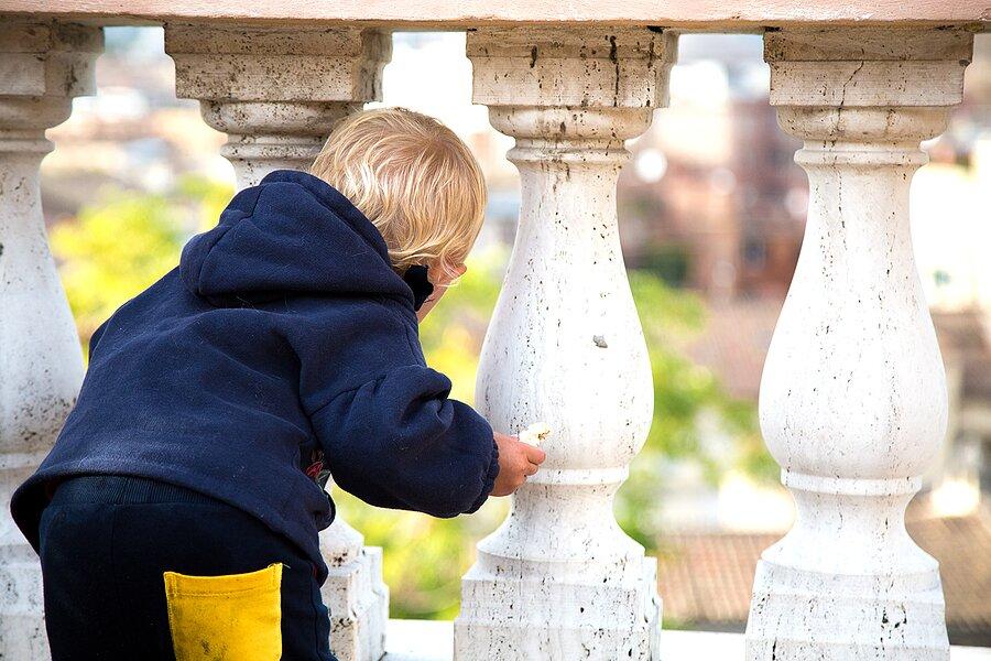 Take a peek at Rome