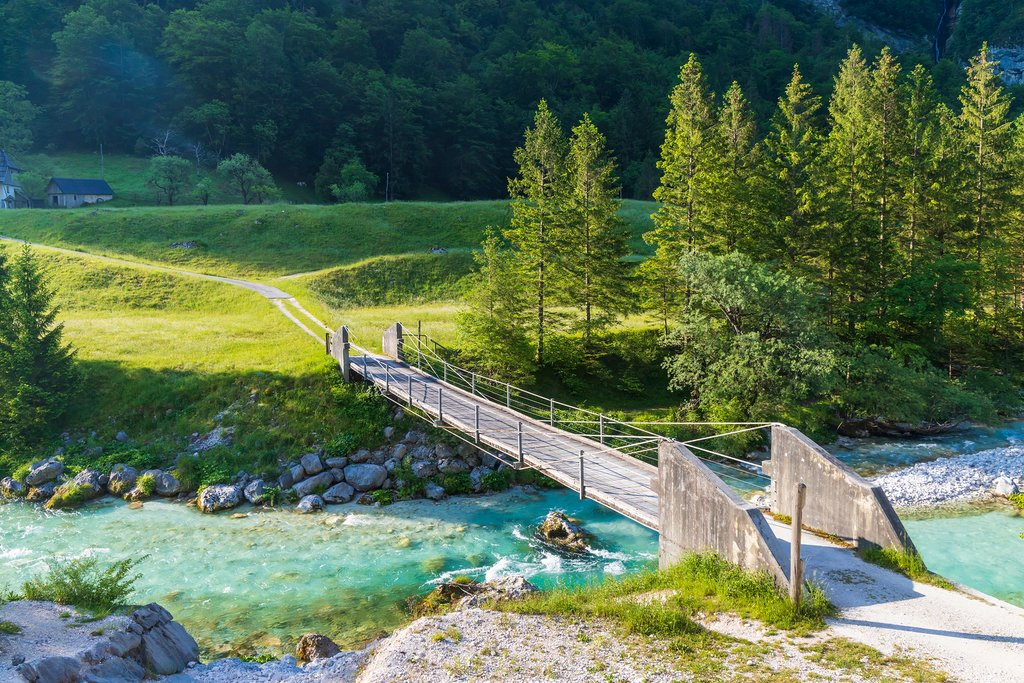 How to Get to the Soča Valley