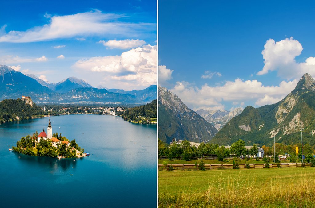How to Get from Lake Bled to Bovec