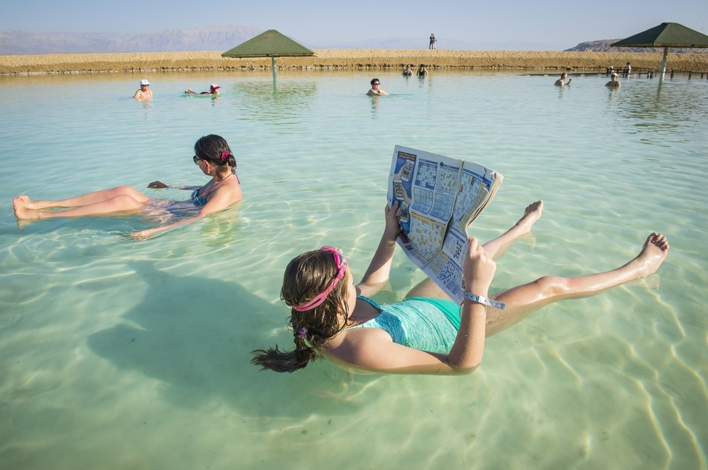 How to Get to the Dead Sea