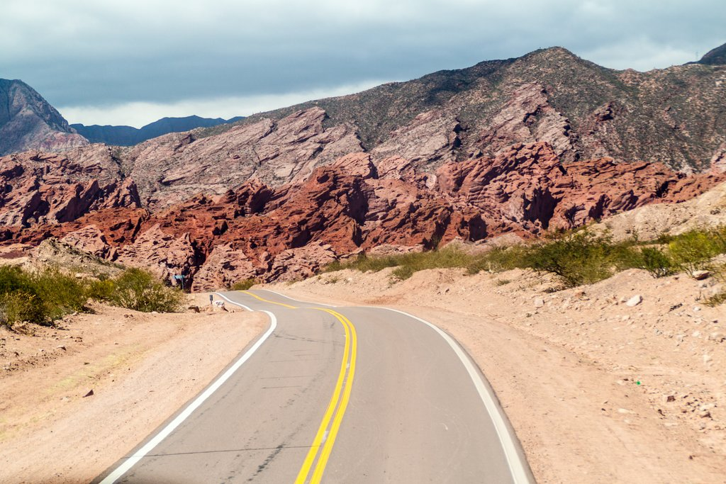 How to Get from Salta to Cafayate