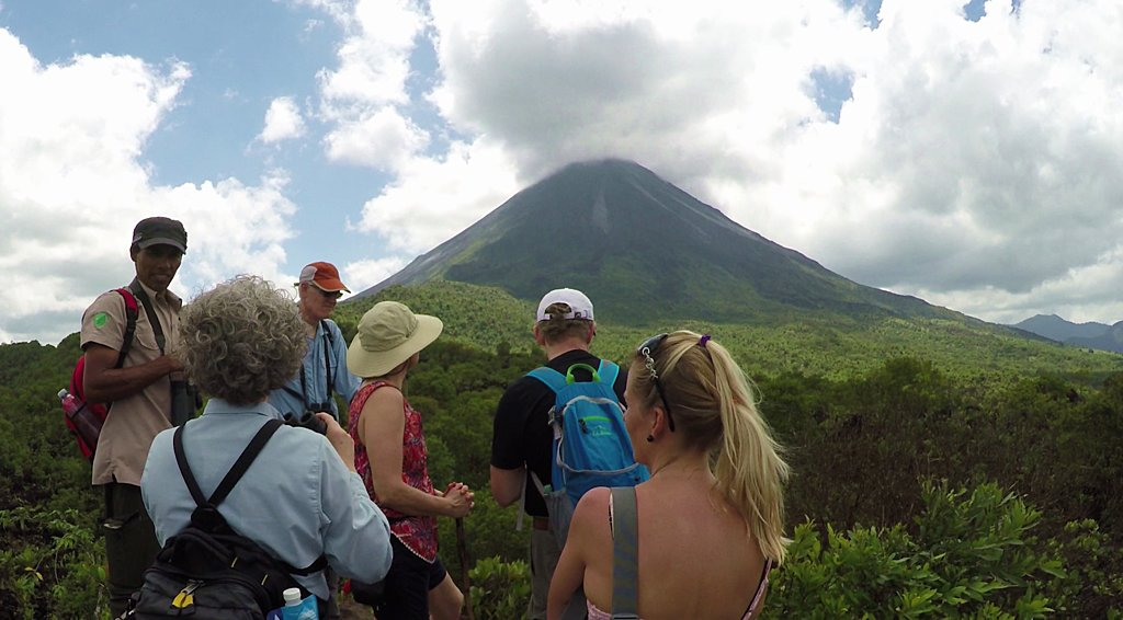 Arenal Hike Tour