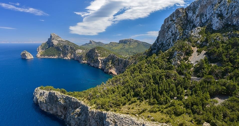 Hiking the Tramuntana Mountains