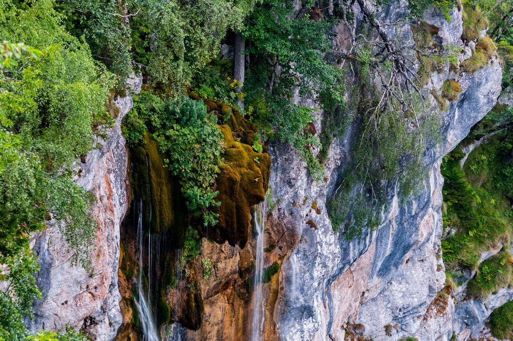Skakavac Waterfalls, Sarajevo