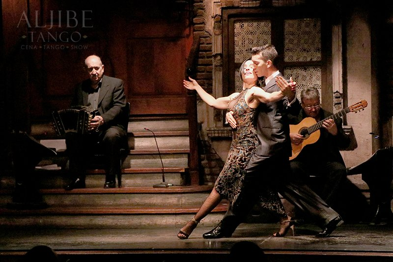 An evening of tango