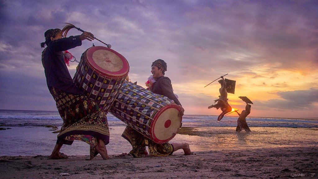 Witness Gendang Beleq and the ancient art of Peresean