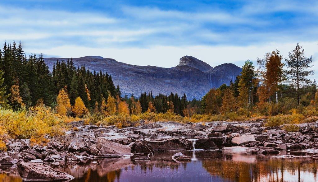 Hemsedal landscape