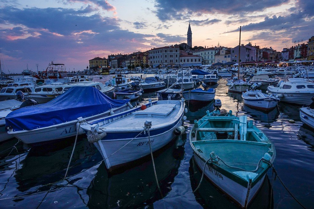 How to Get from Piran to Rovinj