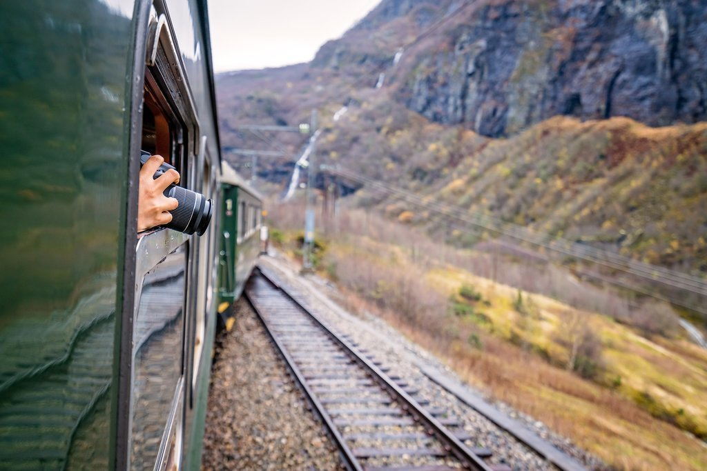 How to Get to Flåm