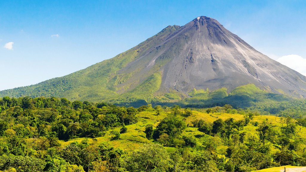 An excursion to Arenal