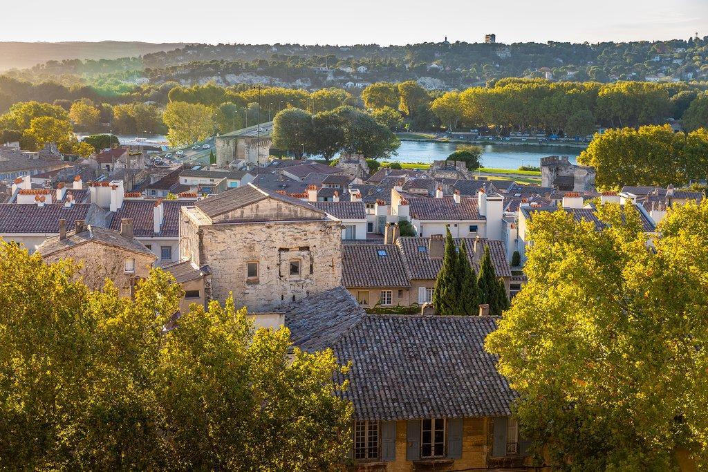 Train to Avignon