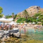 Catamaran Cruise to Rhodes Eastern Beaches