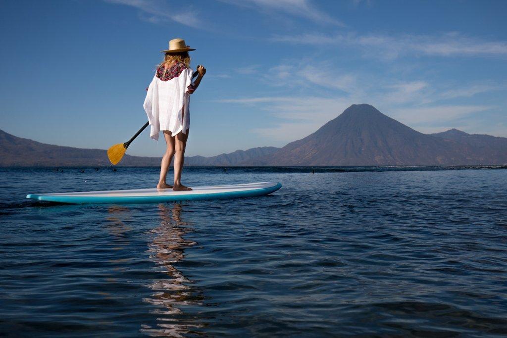 Lake Atitlán, Panajachel.