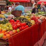 Dolac Market Food Tour Zagreb