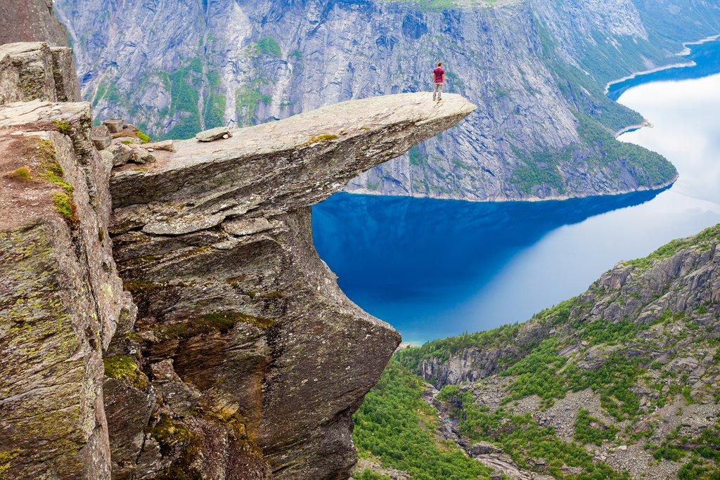 Vistas of the Hardangerfjord