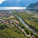 River Kayak near Lake Garda