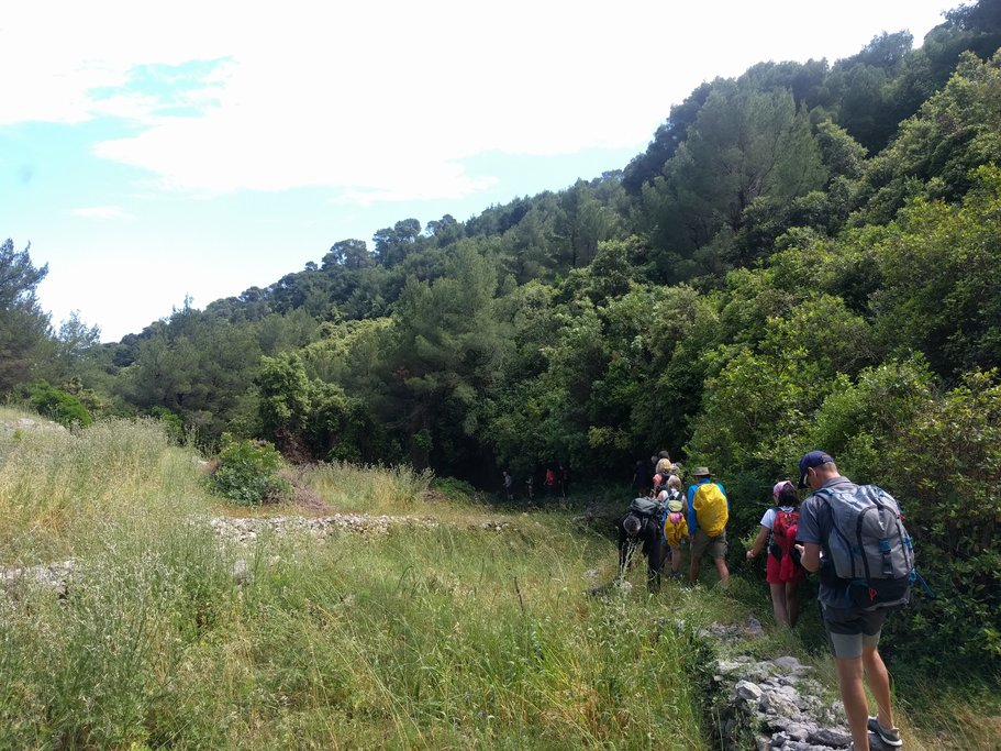 Hike in the fertile Konavle region to Sniježnica mountain