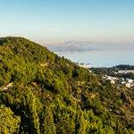 Marjan hill