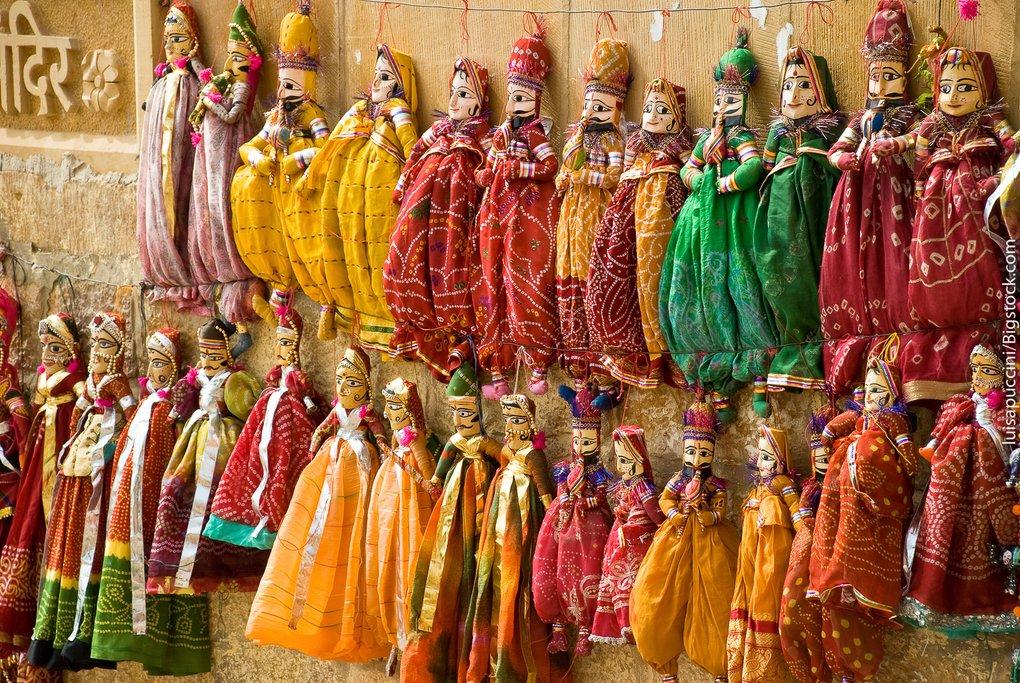 Rajasthani handcraft