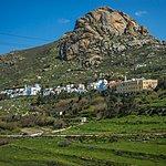 Exomvourgo hillside