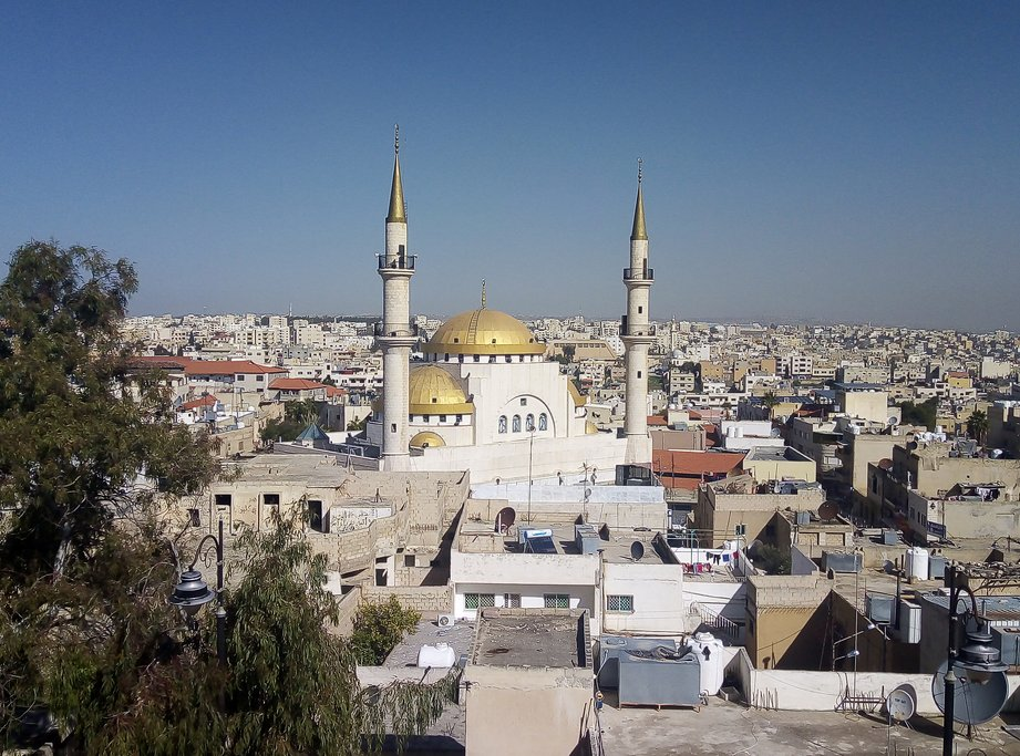 Mosque in Madaba