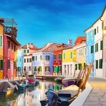 Family Boat Tour & Scavenger Hunt in the Venice Islands