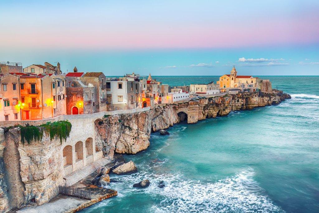 Vieste in Puglia